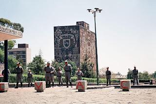 PFP EN LA UNAM