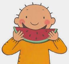 woensdag = fruitdag
