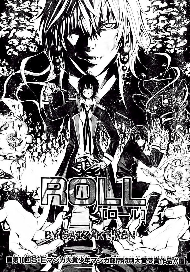 Roll chap 1 - Trang 1