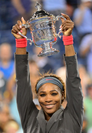 Serena Williams wins Fifth U.S Open Final