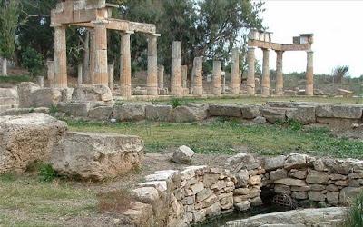 Οδοιπορικό στον τόπο λατρείας της Αρτέμιδος