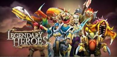 Download Legendary Heroes v2.0.1 Mod Apk