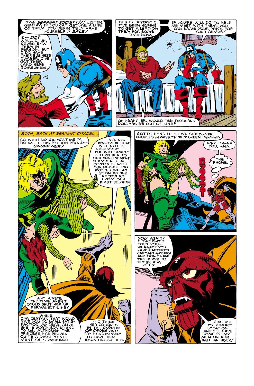 Captain America (1968) Issue #315 #243 - English 13