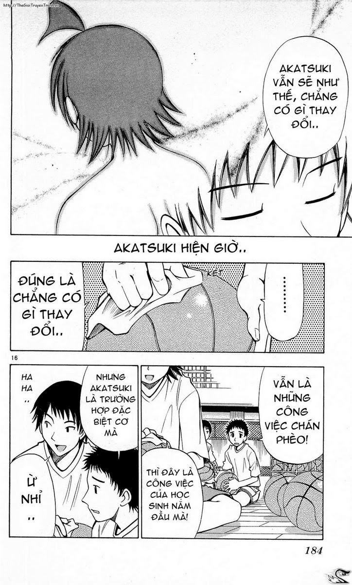 Fight no Akatsuki chap 65 Trang 16 - Mangak.info