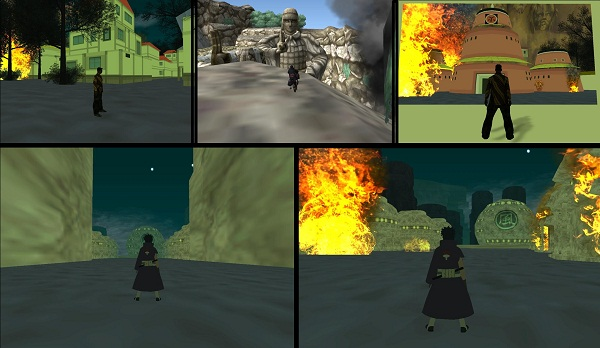 Naruto Mega Map  GTAind  Mod GTA Indonesia