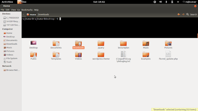 install nautilus terminal in ubuntu