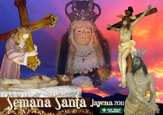 Jayena - Semana Santa 2011