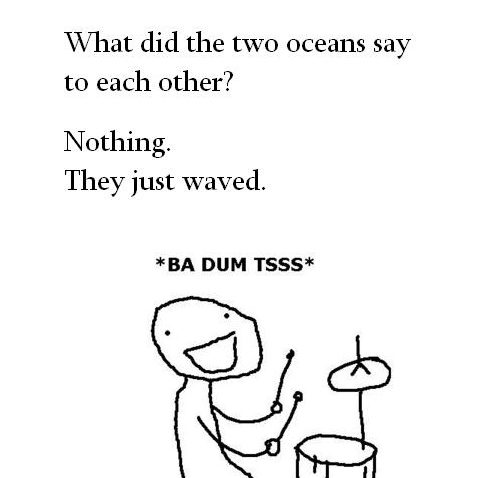 Two Oceans Joke