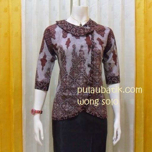 Foto Model Baju Kebaya Lengan 3/4