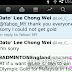datuk lee chong wei has apologized on twitter for not winning gold for malaysia