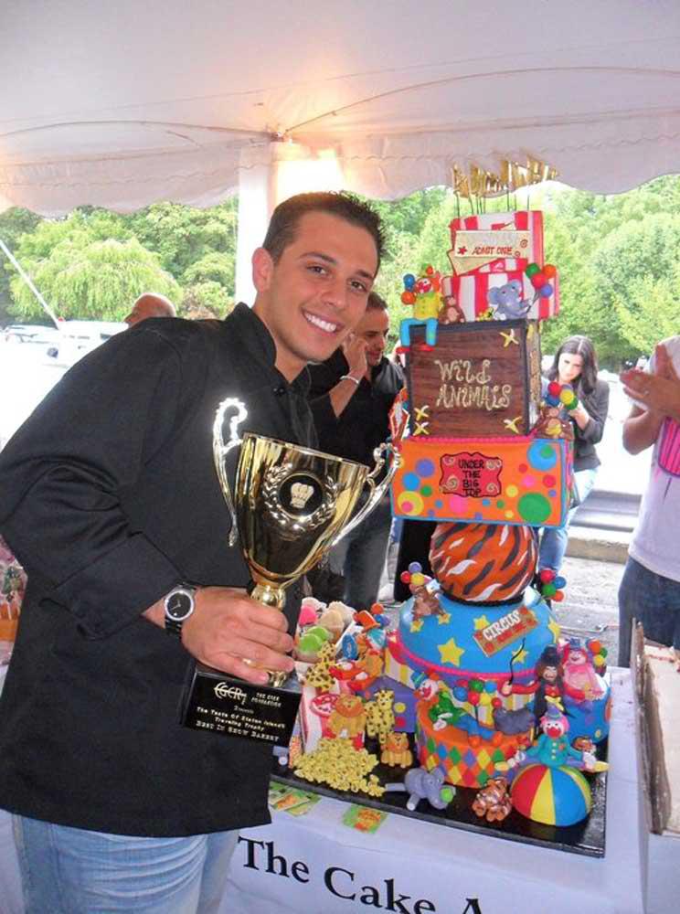 Cake Artist In Staten Island : La cocina de Pedro Ramirez: diciembre 2011