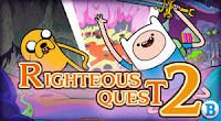 Adventure Time games: Righteous Quest 2