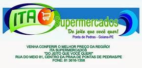 Divulgação: Ita Supermercados
