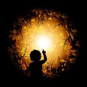 De grands r ves partager le tunnel obscur dans la for Dans un miroir obscur