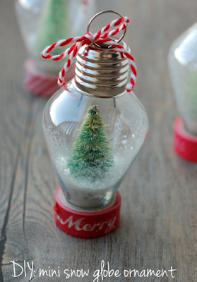 Cheery DIY Christmas Ornaments Ideas