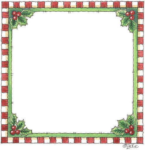 bordes para hojas de navidad - Imagenes y dibujos para imprimir-Todo ...