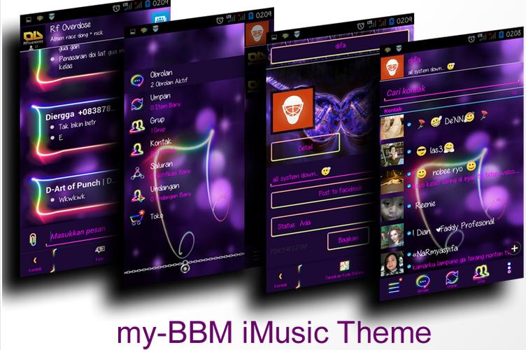 MY-BBM i-Music