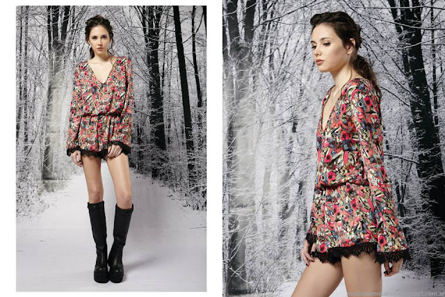 Penny Love invierno 2015 ropa de mujer.