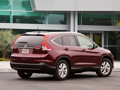 2012 Honda CRV Normal Resolution HD Wallpaper 9
