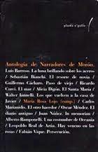 Antología de Narradores de Morón