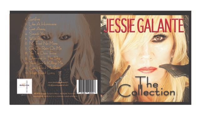 Skyfire Records Present Jessie Galante - The Collection