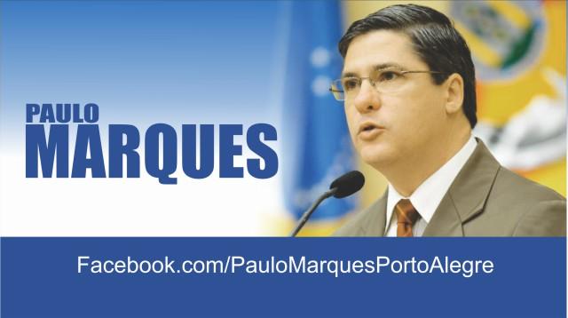 PMDB Porto Alegre - Paulo Marques -