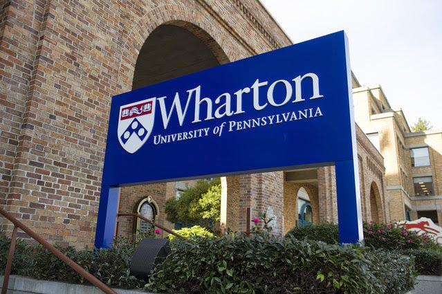 Best Wharton business school university of pennsylvania 2015