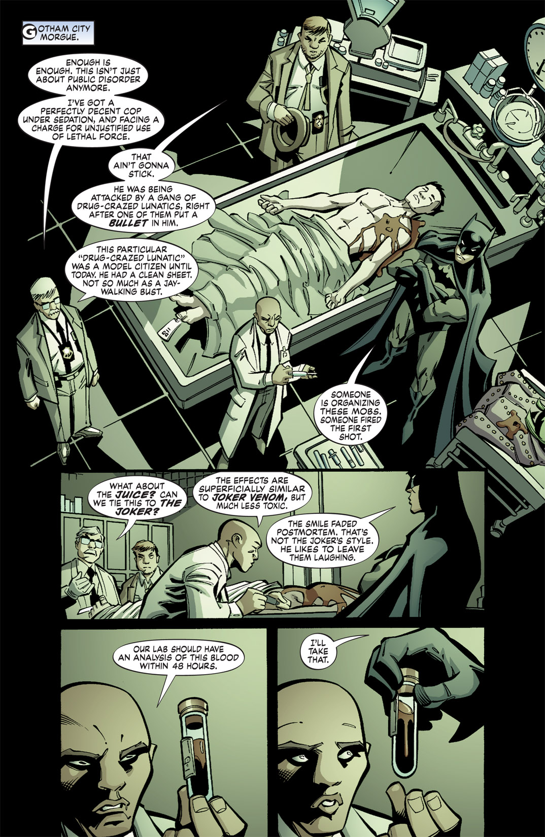 Detective Comics (1937) Issue #867 Page 13