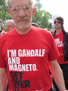 I am Gandalf and Magneto get over it, funny tshirts, funny t-shirts, funny shirt, funny pictures, gandalf shirt, magneto shirt, gandalf, magneto