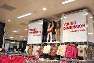primark Young dimensión