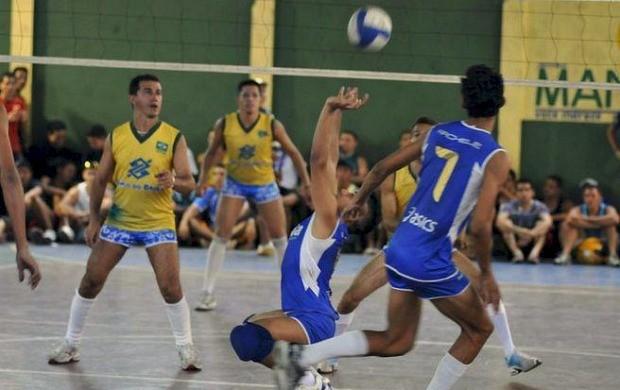 Liga Gay define seus finalistas no domingo, no ginásio da Escola Estadual Adelaide Tavares de Macedo (Foto: Liga Gay/Divulgação)