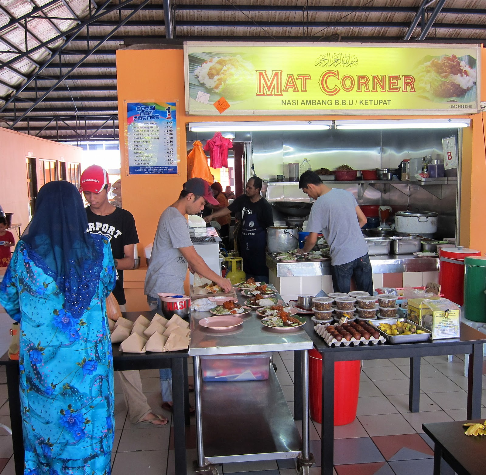 Johor Kaki Travels For Food: March 2012