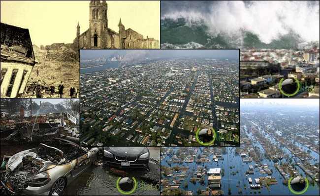 7 Kota Megah di Dunia yang Hilang Sekejap Mata