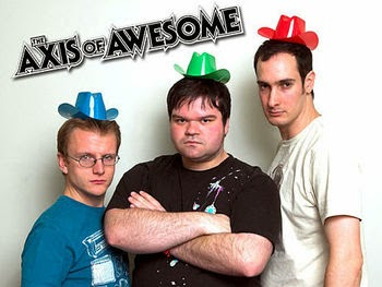 The Axis of Awesome UK tour 2014