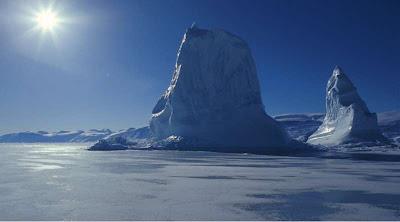 Matahari Terbit Dua Hari Lebih Cepat Dari Biasanya di Greenland