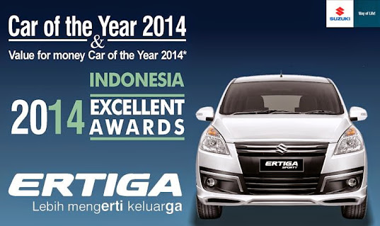 Suzuki Ertiga Your Excitement