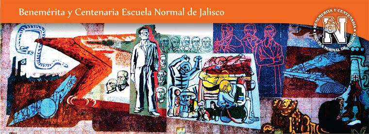 Benemerita y Centenaria Escuela Normal de Jalisco