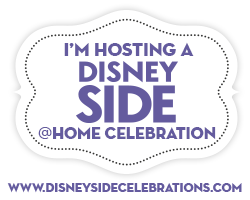I'm Hosting a #DisneySide Party