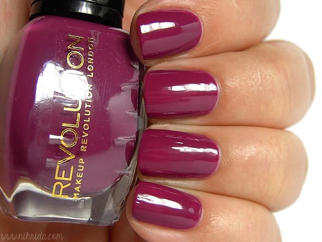 Makeup Revolution Nail Polish - Gravity Pulls You Thru