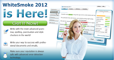 Get Whitesmoke software today!