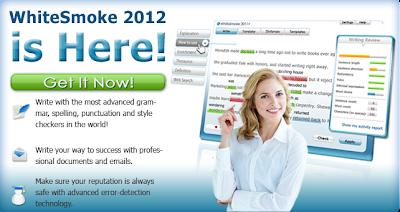 Get Whitesmoke software today!
