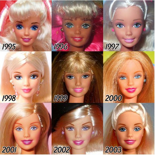 barbie history Fortune there is no toy in history more famous and more perennially controversial than the barbie doll the realistic girl's doll went on the market for the first time today in 1959 it would forever change the way girls were advertised to, and sparked a cultural phenomenon that would result in a firestorm of.