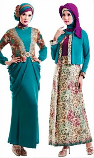 Model Busana Muslim Remaja untuk Pesta