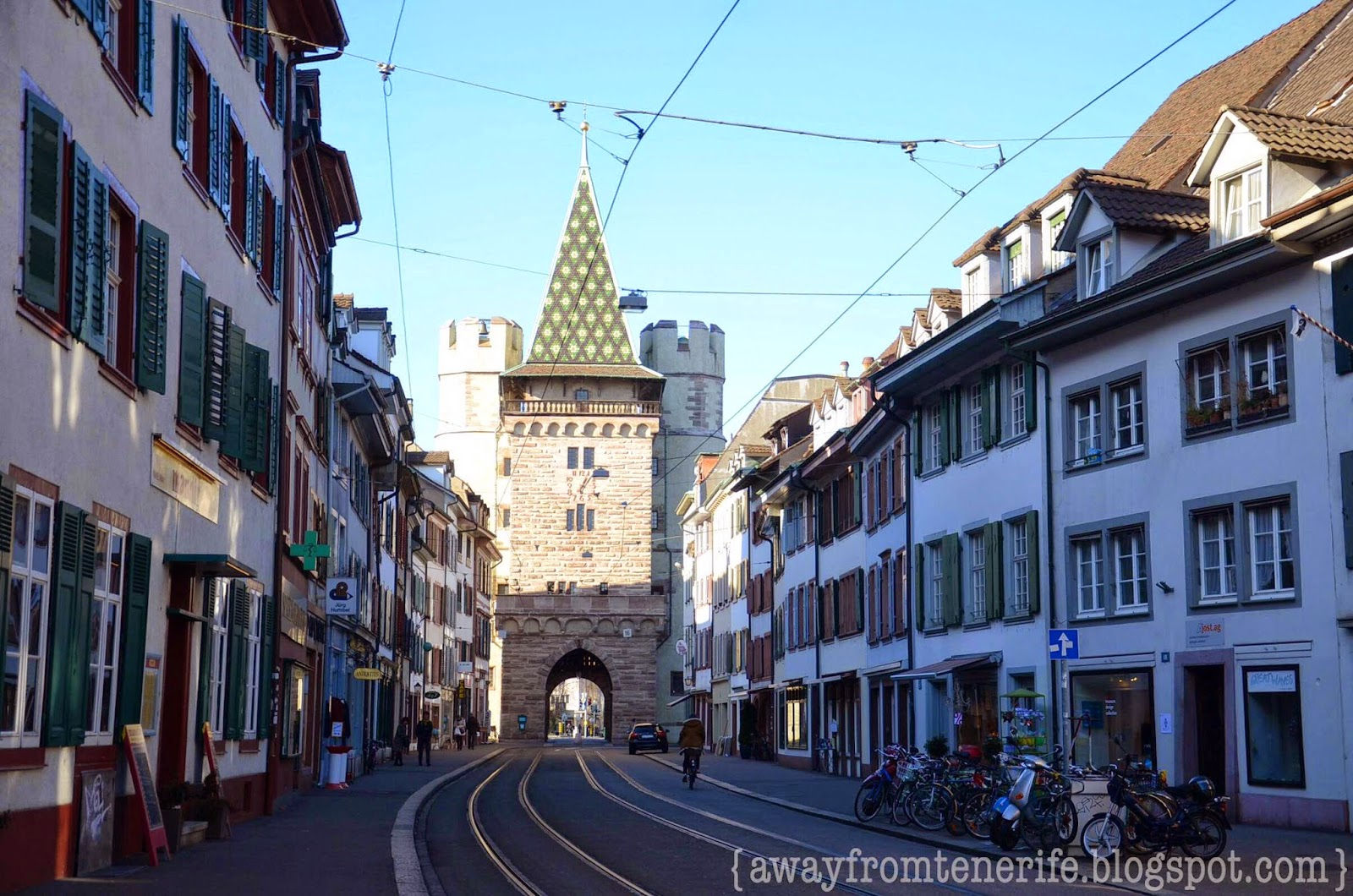 Spalentor Basel