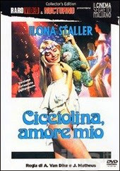 <p>Cicciolina Amore Mio (1979) ~ Italian Classic Titolo Cicciolina amore mio Paese, Anno Italia, 1979 Regia Amasi Damiani; Bruno Mattei Principali interpreti Ilona Staller; Patrizia Basso; Giancarlo Marinangeli http://sh.st/r8wMH http://played.to/4nb4j3m89mrr FIREDRIVE&#8230; Your browser does not support JavaScript. Update it for a better user experience. &#8230;</p>