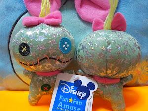(INSTOCK email me) 2009 Disney Sega Twinkle Star Scrump