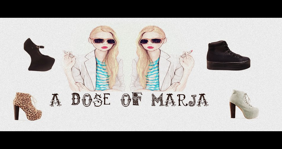 A Dose Of Marja