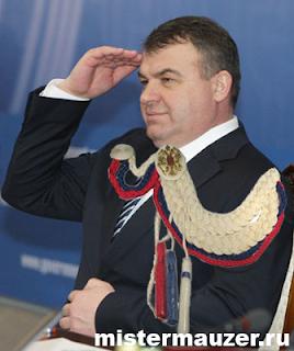 Экс-Министр обороны А. Сердюков