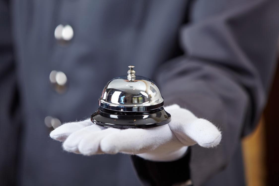 De hotelbranche ziet weer groei in de economie.