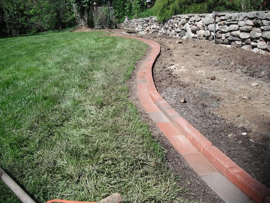 garden edging lawn edging yard edging brick edging and solar landscape